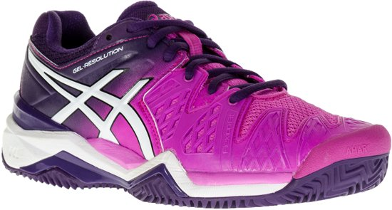 Asics gel resolution 6 dames tennisschoenen