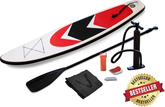 Beste goedkope stand up paddle board: Benice