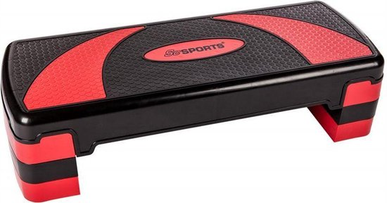 Beste grote fitness step- ScSPORTS® Aerobic step