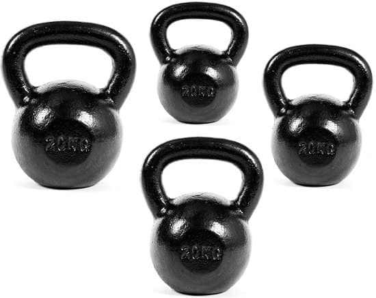 Beste kettle bell set RS sports classic