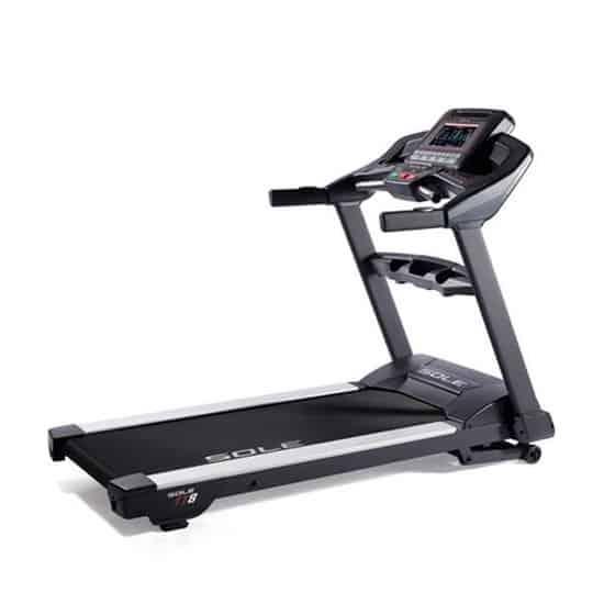 Beste loopband voor zware mensen- Sole Fitness Loopband TT8