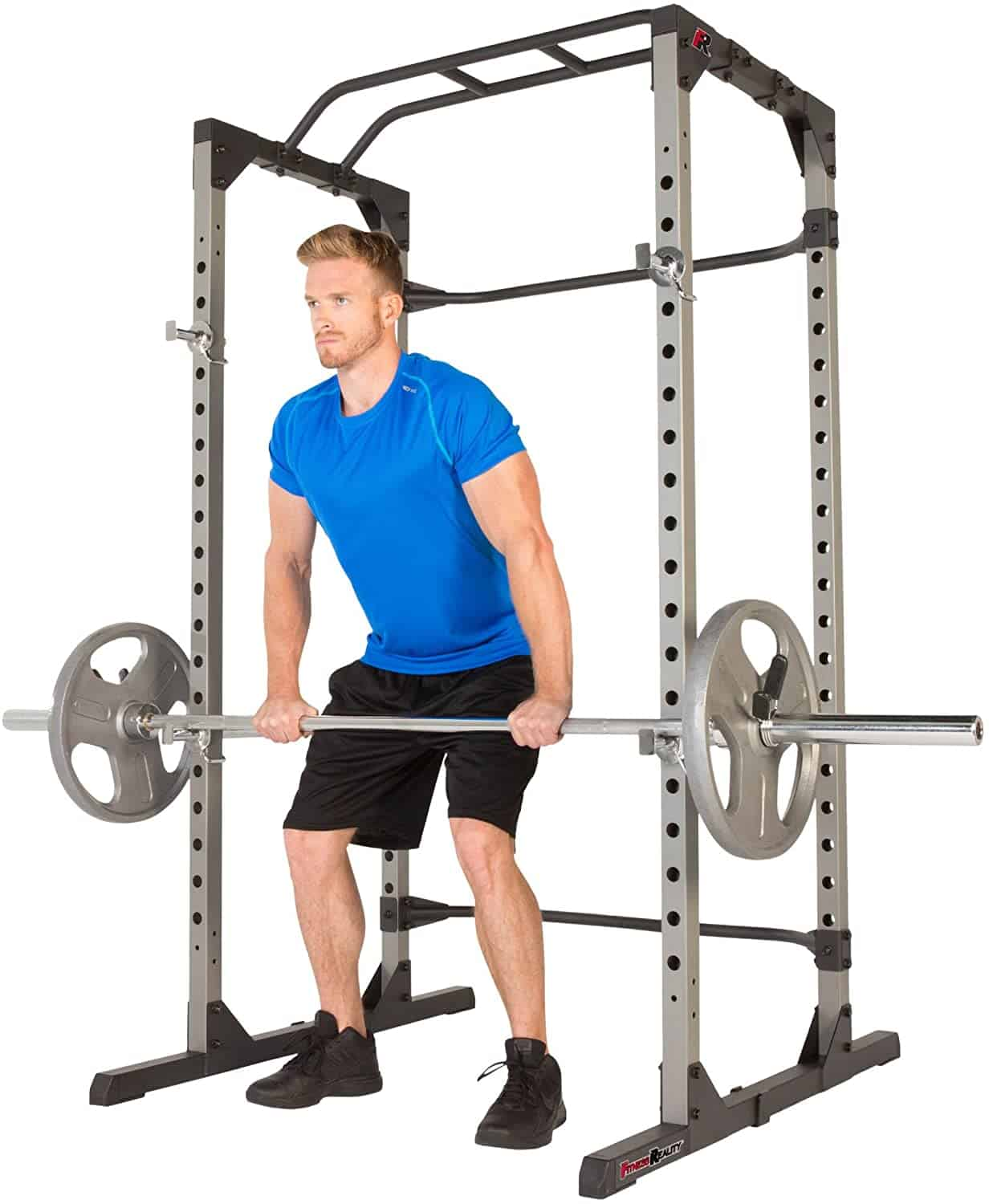Beste power rack all-round: Fitness Reality 810XLT Super Max Power Cage