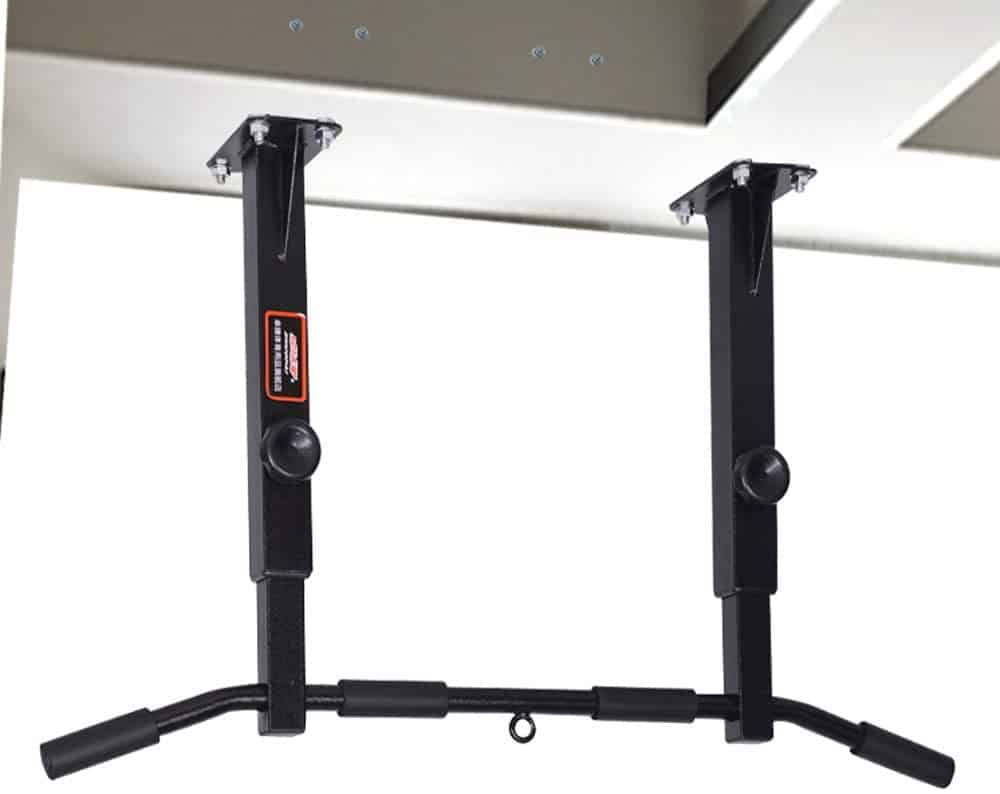 Beste pull-up bar voor het plafond: Flashing Chin Up stang