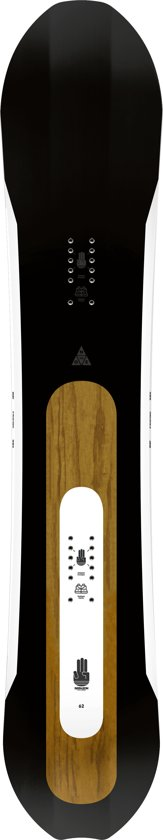 Beste snowboard voor carving Bataleon The One