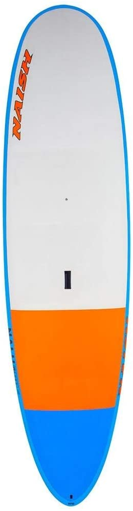 Beste soft top Eva paddle board: Naish Nalu X32