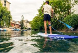 Beste soft top stand up paddle board Aztron