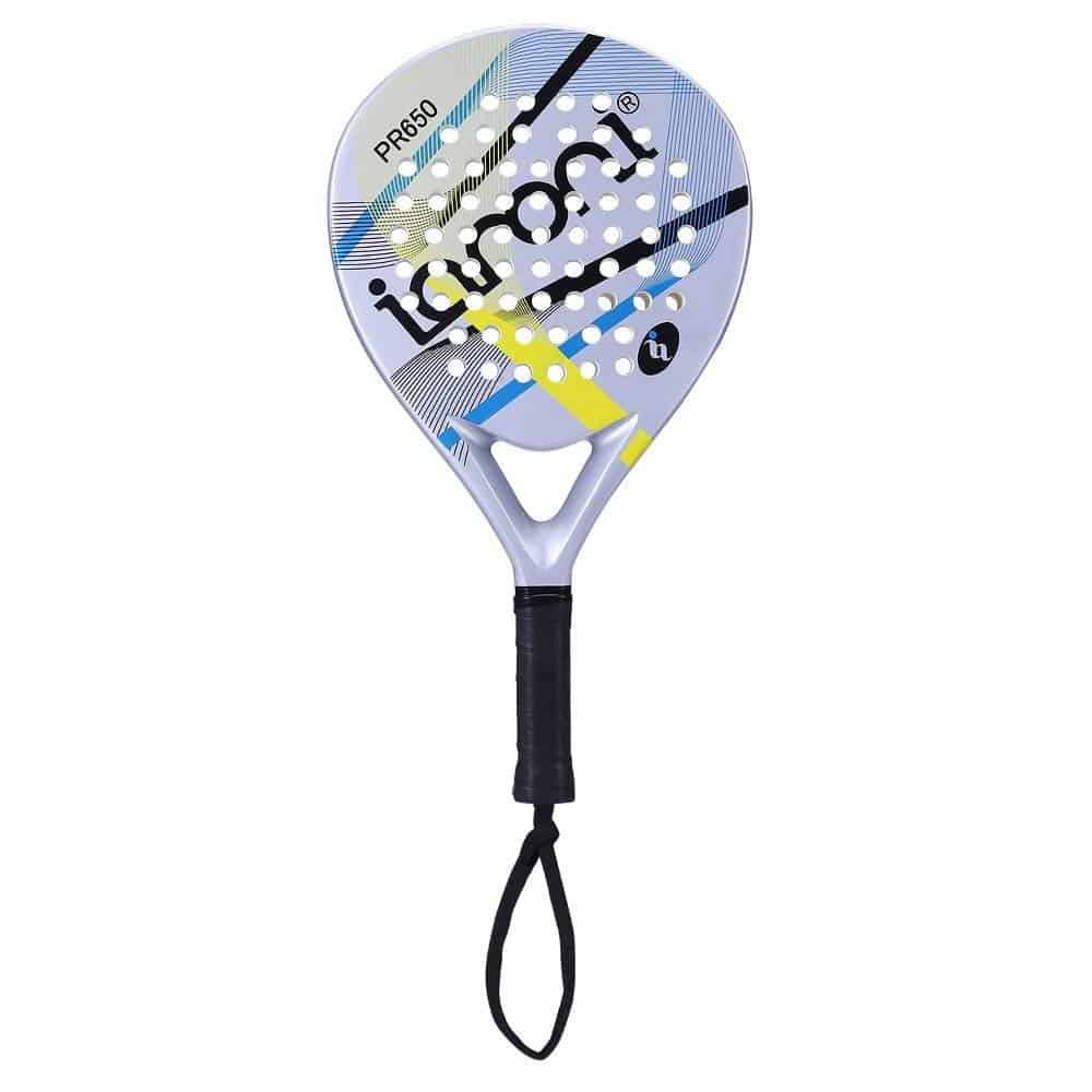 Ianoni Foam core beach tennisracket