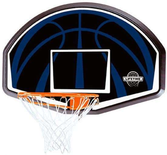 Lifetime rookie basketbal backboard