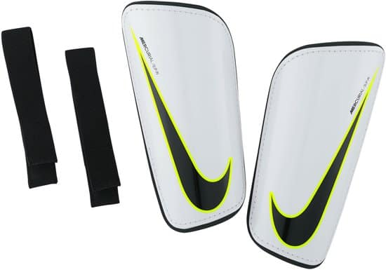 Nike hard shell slip in losse scheenbeschermers