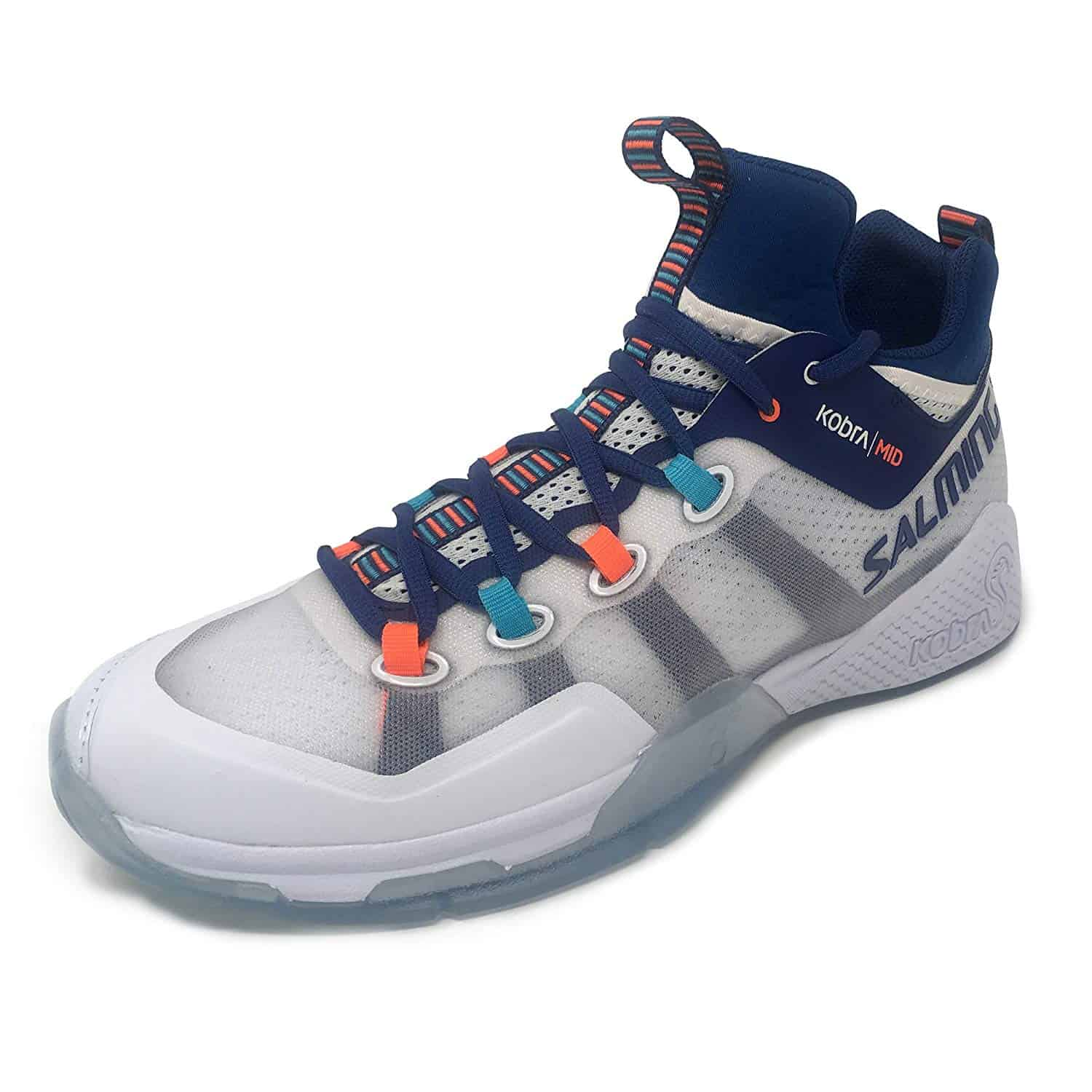 Salming Kobra mid squash shoes