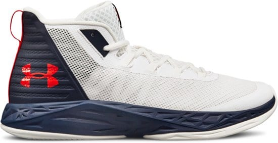 Under Armour Jet Mid basketball